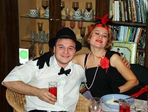 Вечеринка в стиле 20-х.